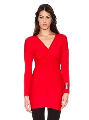 Mala Mujer Camiseta Candela (Rojo)