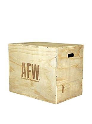 OSS Stepper Wood Box 106014 braun