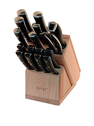 BergHOFF Forged 20-Piece Smart Knife Set with Knife Block