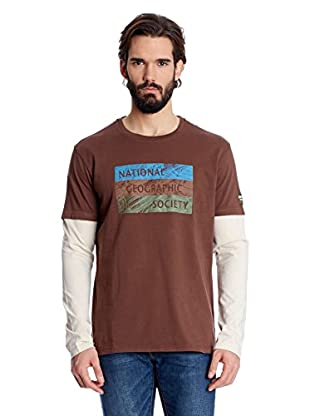 National Geographic Camiseta Manga Larga Frut
