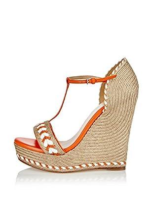 Gucci Keil Sandalette