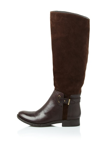 Rosegold Women's Nycole Long Boot (Chocolate)