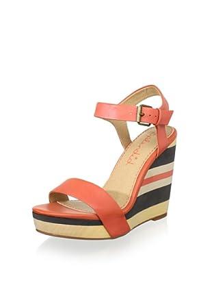 Splendid Women's Kikka Wedge Sandal (Sherbert)