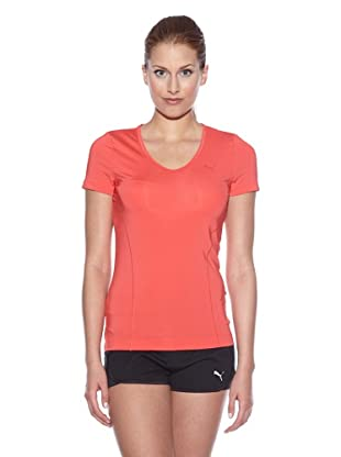 PUMA Trainingsshirt Ess Gym (hibiscus)