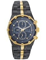 Titan Regalia Chronograph Black Dial Men's Watch - NC1537KM05A