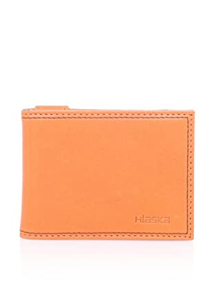 Hlaska Men's Merge Wallet (Tangelo)