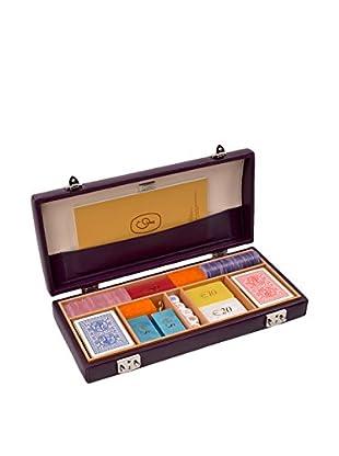 Cepi Pelleterie Caja para Cartas Poker