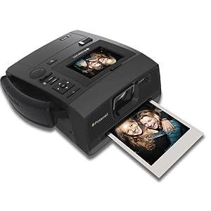 Polaroid Z340 Instant Film Compact Digital Camera With ZINK Zero Ink Printing