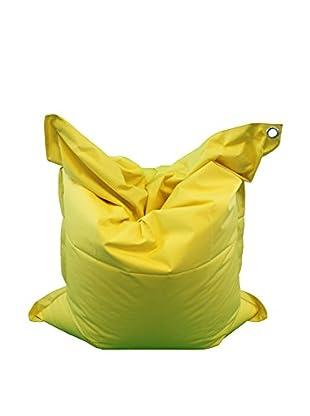 Sitting Bull Puff Grande Sb Mega Bag Amarillo