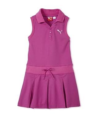 PUMA Girl's 7-16 Sleeveless Core Dress (Purple)