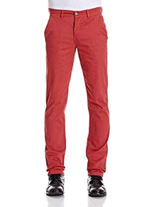 Paul Stragas Pantalón Chino Kerry (Rojo)