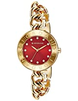 Giordano Analog Multi-Colour Dial Women's Watch - 2755-44