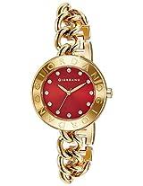 Giordano Analog Multi-Colour Dial Women's Watch - 2755-44