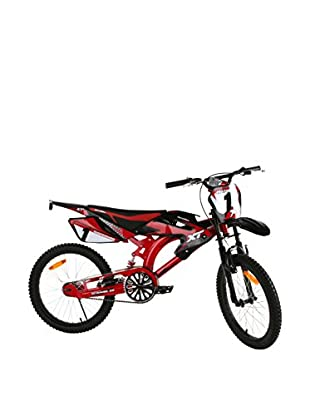 Schiano Cicli Bicicleta 20 Motobike 01V. Rojo