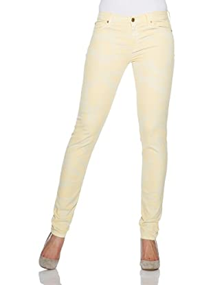 7 for all mankind Jeans The Skinny (ray light yellow)