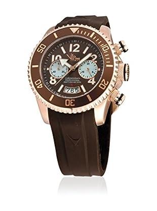 Vip Time Italy Uhr mit Japanischem Quarzuhrwerk VP8030RG_RG rosé 43.00  mm