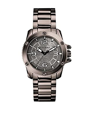 Marc Ecko Reloj The Flash Gris Oscuro
