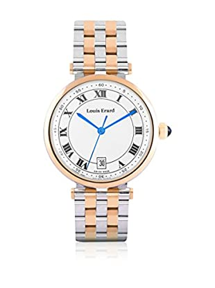 Louis Erard Quarzuhr Woman Romance weiß 33 mm