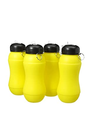 AdNArt Set of 4 Sili-Squeeze (Yellow)
