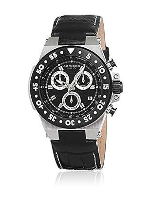 Akribos XXIV Reloj de cuarzo Man AK667BKS 41 mm