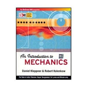 An Introduction to Mechanics (SIE)