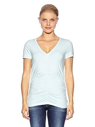 Anna Scott Camiseta Piscine (Verde Menta)