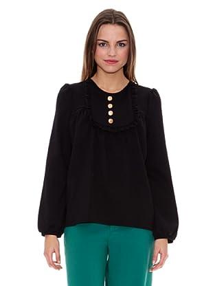 Pepa Loves Camisa Cecilia (Negro)