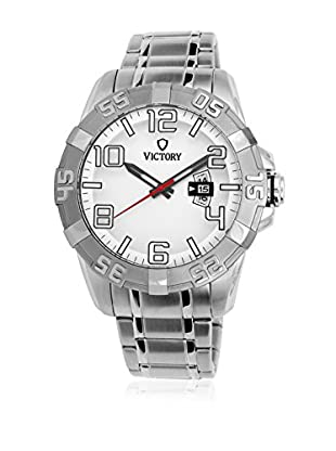 Victory Reloj V-Expedition Blanco / Plateado