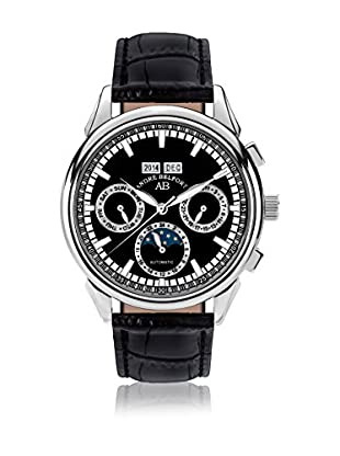 André Belfort Reloj automático Ambassadeur Negro 39 mm