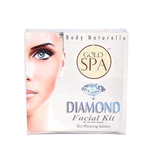 Gold Spa Diamond Facial Kit