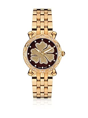 Mathieu Legrand Reloj de cuarzo Woman Dorado 30.0 mm