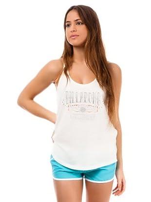 Billabong Camiseta Love Life (vainilla)
