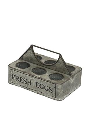 Novità Home Aufbewahrungssystem Fresh Eggs Sider metall