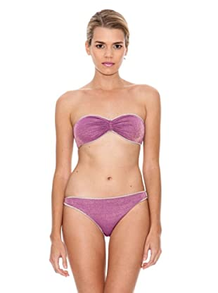 Monoplaza Bikini Bando (Berenjena)