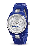 Miss Sixty Analog Silver Dial Women's Watch - SRA006