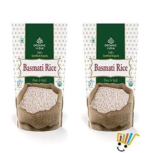Organic India Rice- Pack Of 2