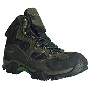 Wildcraft High Ankle Shoe Green 42 Boots & Shoes