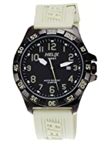Helix Trigger Analog Black Dial Men's Watch - 07HG03