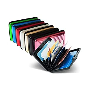 Slim Credit Card & Cash Holder Secure Wallet