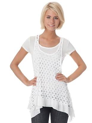 Bleifrei Camiseta Calado (blanco)