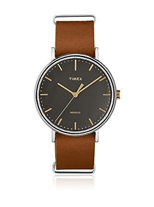 Timex Reloj de cuarzo Unisex Fairfield 41 mm