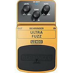 BEHRINGER UZ400 ULTRA FUZZ