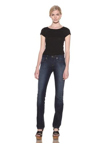 Henry & Belle Women's Signature Straight Leg Jean (Barely Worn)