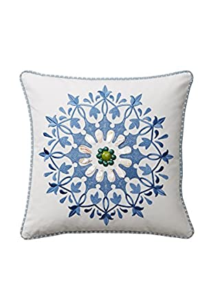Echo Sardinia Pillow, White