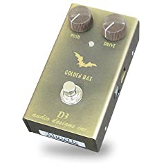 D3 audio designs GOLDEN BAT