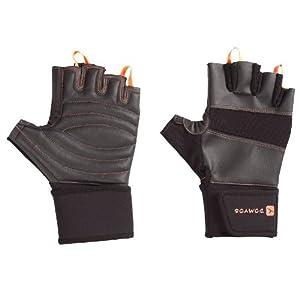 Domyos Pro-Gloves Adult Abdominal Equipment, XL