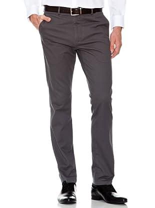 Dockers Pantalón Ajustado Skinny (gris)