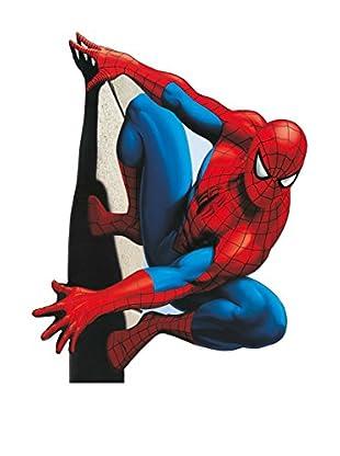 ArtopWeb Panel de Madera Spiderman L Uomo Ragno