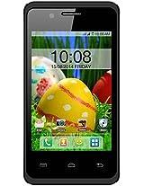 Intex Aqua T4 Dual SIM, Android 4.4.2 Kitkat Smart Mobile Phone - White