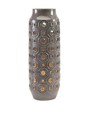 Hamilton Cutwork Ceramic Lamp